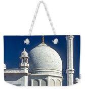 Kashmir Mosque Weekender Tote Bag
