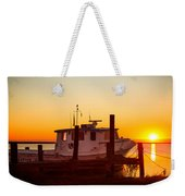 Katlyn At Sunrise Weekender Tote Bag