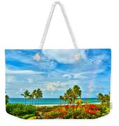 Kauai Bliss Weekender Tote Bag