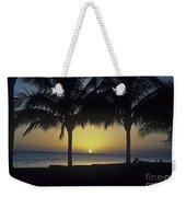 Kauai Sunset Weekender Tote Bag