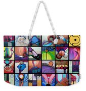 Kavanah Press Collection Weekender Tote Bag by Marlene Burns
