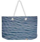 Kayaking Alone Weekender Tote Bag