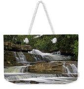 Kbal Chhay Waterfalls Weekender Tote Bag