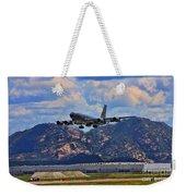 Kc-135 Take Off Weekender Tote Bag