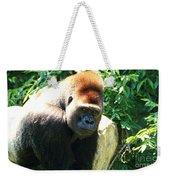 Kc Gorilla-3 Weekender Tote Bag