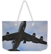 Kc135 Military Aircraft  Picture C Weekender Tote Bag