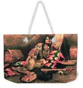 Keema Indian Princess Weekender Tote Bag