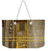 Keep Door Closed Weekender Tote Bag