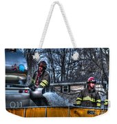 Keep Fire In Your Life No 12 Weekender Tote Bag