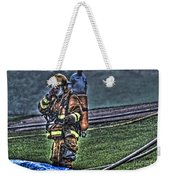 Keep Fire In Your Life No 5 Weekender Tote Bag