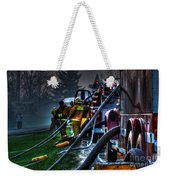 Keep Fire In Your Life No 6 Weekender Tote Bag