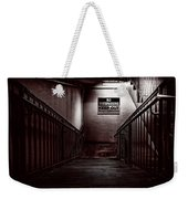 Keep Out Danger Of Drowning Weekender Tote Bag by Bob Orsillo