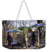 Keep Park Clean - Central Park - Nyc Weekender Tote Bag
