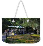 Keep Park Clean Weekender Tote Bag