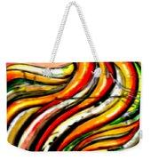 Keep Smiling - Blur Weekender Tote Bag