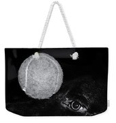 Keep Your Eye On The Ball Weekender Tote Bag