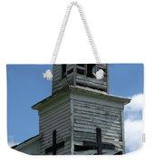 Keeping The Faith Weekender Tote Bag
