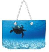 Keiki Turtle Weekender Tote Bag
