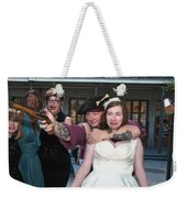 Keira's Destination Wedding - The Pirate Part Weekender Tote Bag