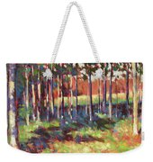 Kelly's Trees Weekender Tote Bag