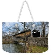 Kennedy Covered Bridge - Chester County Pa Weekender Tote Bag
