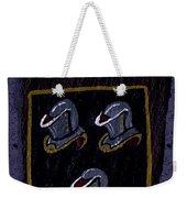 Kennedy Crest Weekender Tote Bag