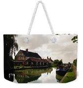 Kennett Amd Avon Canal Uk Weekender Tote Bag