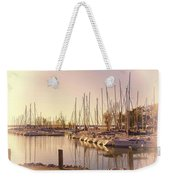 Kentucky Lake Sail Boats Weekender Tote Bag