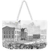 Kentucky Louisville, 1861 Weekender Tote Bag