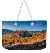 Kentucky - Natural Arch Scenic Area Weekender Tote Bag