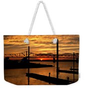 Kentucky Sunset Weekender Tote Bag
