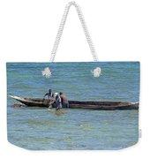 Kenyan Fishermen Weekender Tote Bag