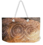 Kerbstone Spiral Weekender Tote Bag