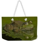 Kermit Weekender Tote Bag by Susan Candelario