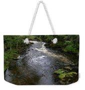 Ketchikan River Weekender Tote Bag
