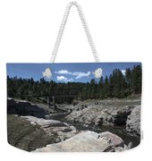 Kettle River Weekender Tote Bag