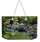 Keuka Seneca Outlet Trail Weekender Tote Bag