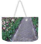 Keukenhof Gardens Panoramic 24 Weekender Tote Bag