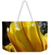 Keukenhof Yellow Tulips Weekender Tote Bag