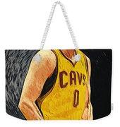Kevin Love  Weekender Tote Bag