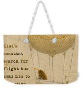 Kevs Invention Weekender Tote Bag