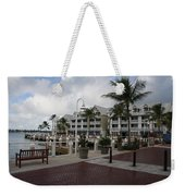 Key West Bayfront  Weekender Tote Bag