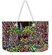 Key West Garden Club Pots Weekender Tote Bag