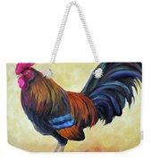 Key West Rooster Weekender Tote Bag
