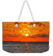 Key West Sunset 11 Weekender Tote Bag