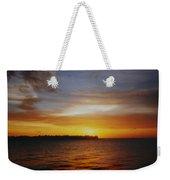 Key West Sunset Weekender Tote Bag
