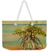 Keys Mangrove Weekender Tote Bag