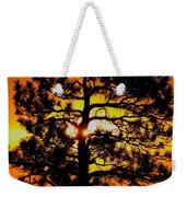 Keystone Pine Weekender Tote Bag