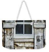 Keystone Window Weekender Tote Bag by Heather Applegate
