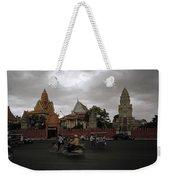 Khmer Life Weekender Tote Bag